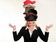 Get rid of your business hats!