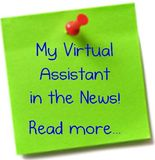 My Virtual Assistant in the news!