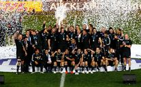 New Zealand All Blacks - Winners of the 2011 Rugby World Cup