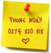 Phone My Virtual Assistant on 0274 820 818