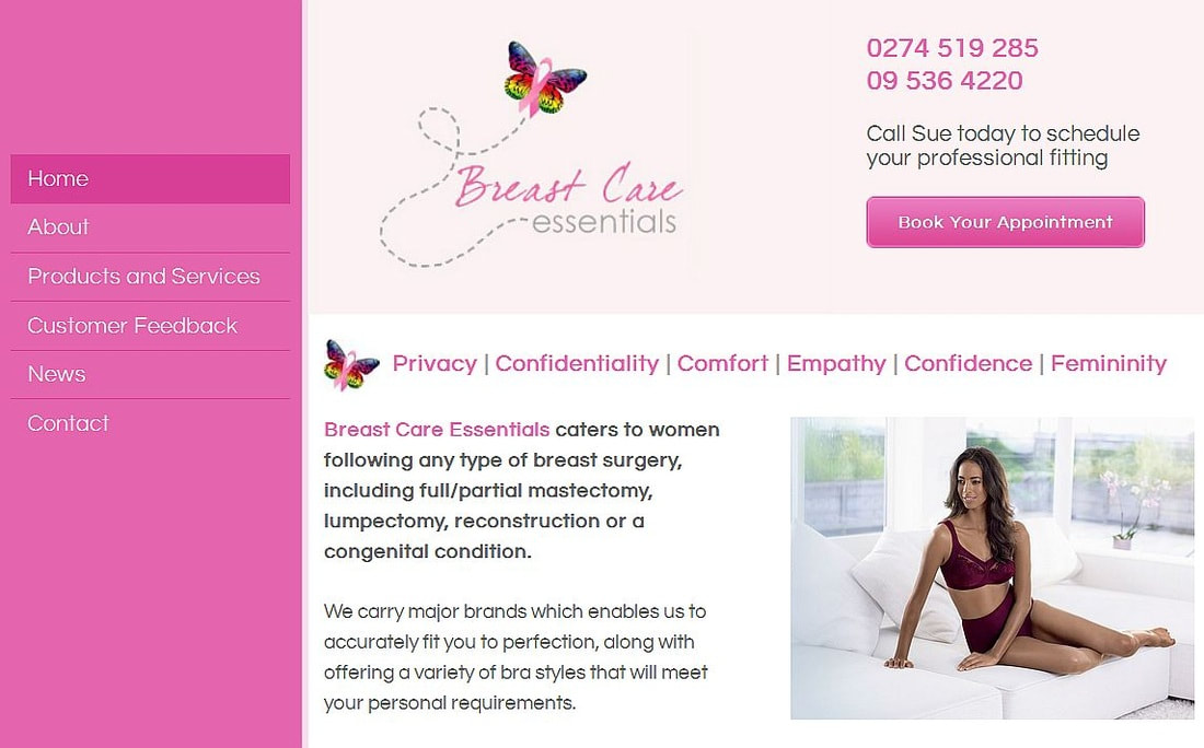 Breast Care Essentials